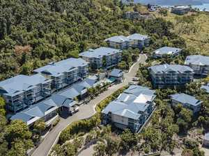 Whitsundays resort on the market