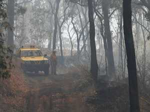 Rockhampton fires 12/09/2019