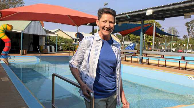 Pool manager reveals how one moment changed her life