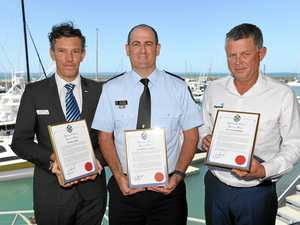 BRAVERY AWARDS: Crocodile warning can't stop river heroes