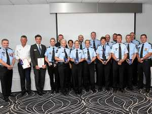 POLICE AWARDS: Proud service on the thin blue line