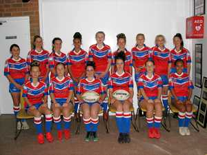 Our girls ready to beat best of Toowoomba Rugby League