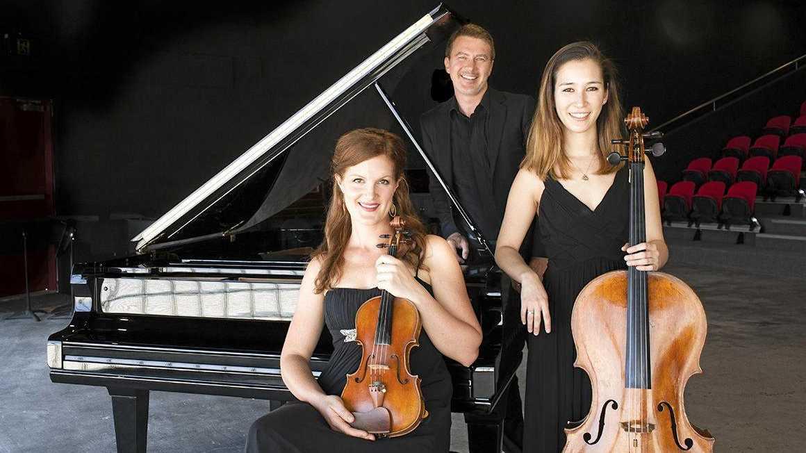 The Streeton Trio.