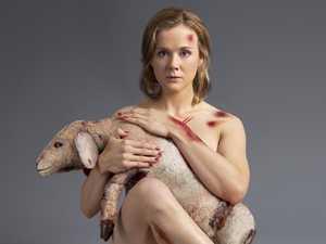Australian star targets 'cruel' wool industry