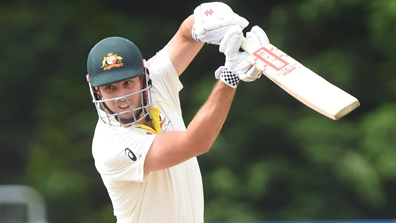Mitchell Marsh gets the call in place of Travis Head at The Oval.