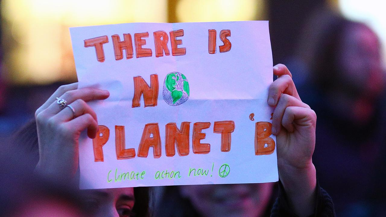 Tweed mayor Katie Milne is pushing for the declaration of a climate emergency. Picture: Graham Denholm/Getty Images.