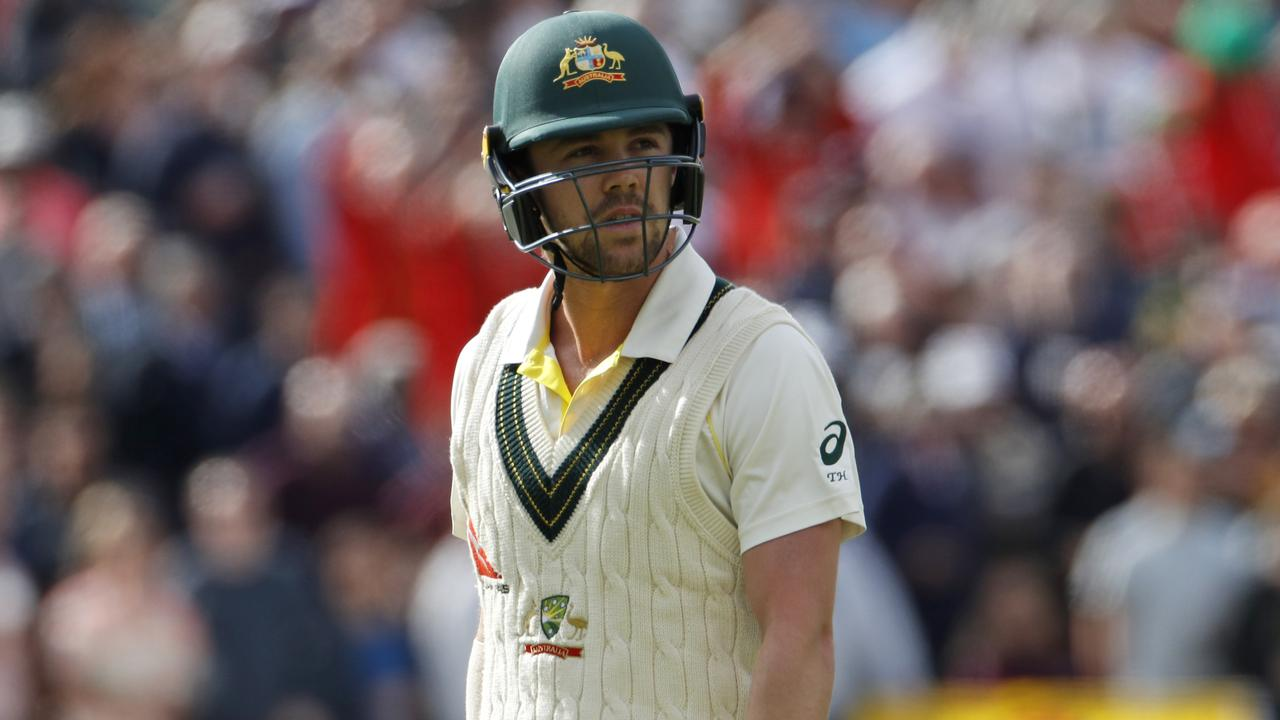 Travis Head has been dropped for the fifth Test at The Oval.