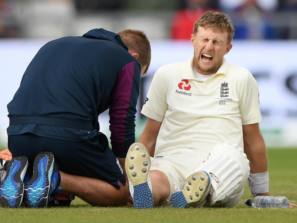 Joe Root's form for England has also been a bit painful.