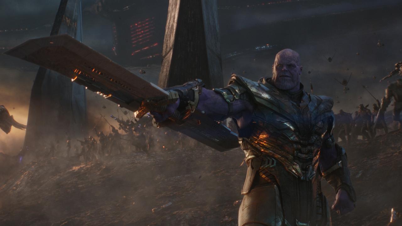 Marvel Studios' AVENGERS: ENDGAME..Thanos (Josh Brolin)..Photo: Film Frame..©Marvel Studios 2019