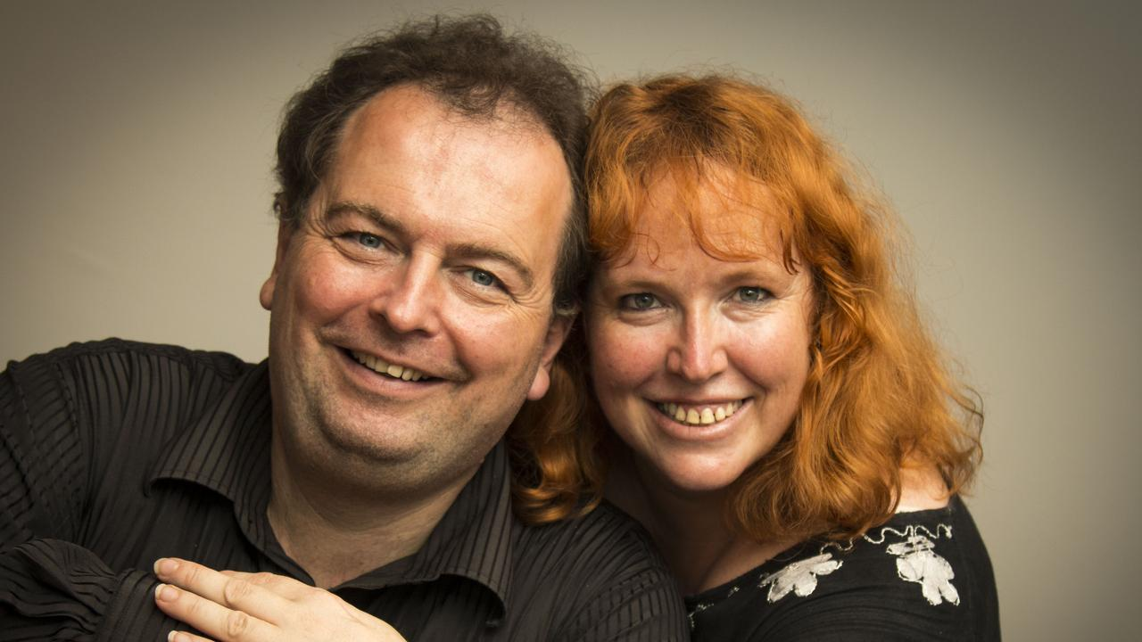 IN CHARGE: Stephan and Birte Benecke-Uhrig.