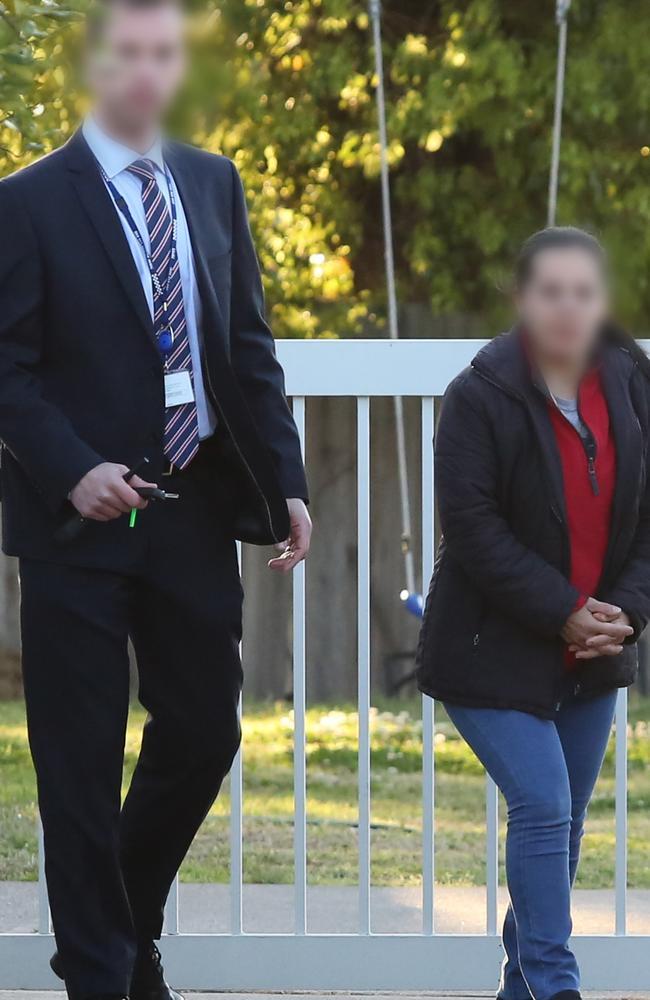 Strike Force Mercury Fairfield arrest. Picture: NSW Police