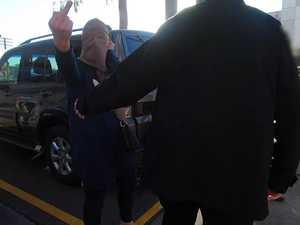 Childcare rorter's expletive-ridden tirade