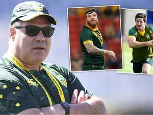 Kangaroos bombshell: McGuire, Hunt ahead of young guns