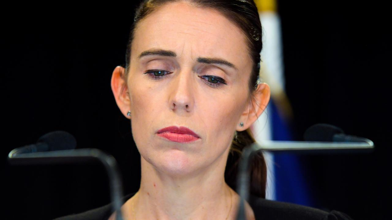 New Zealand Prime Minister Jacinda Ardern has found herself embroiled in the fallout from allegations of sexual assault against staff member of her own party. Picture: David Lintott/AFP