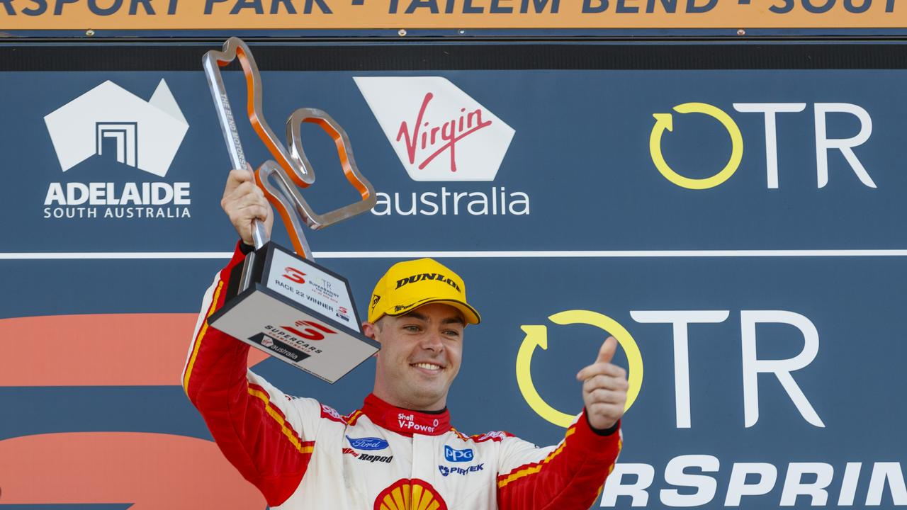 Scott McLaughlin has scorched his rivals this season.