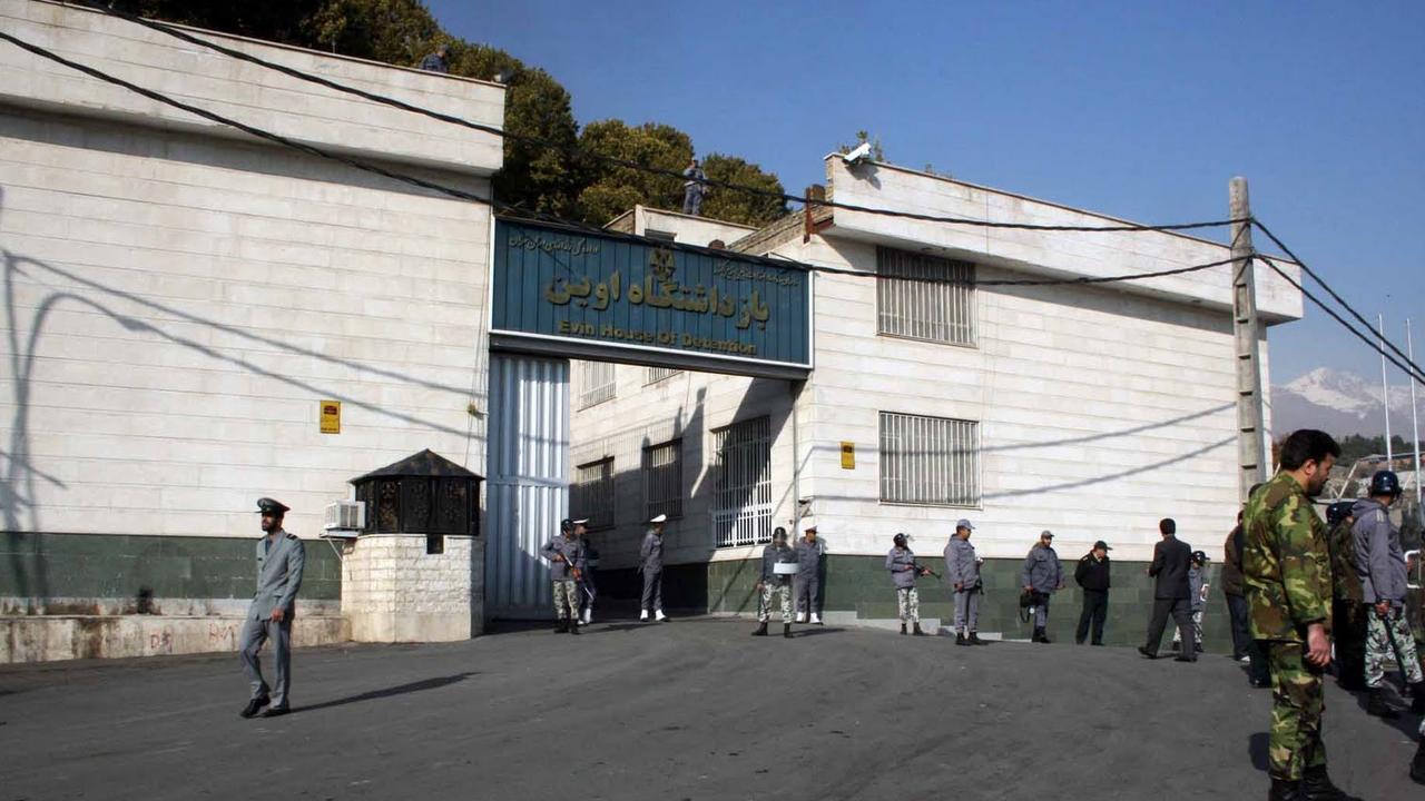 Evin Prison in Iran's capital of Tehran.