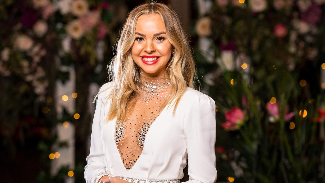 Angie Kent as The Bachelorette. Picture: Supplied.