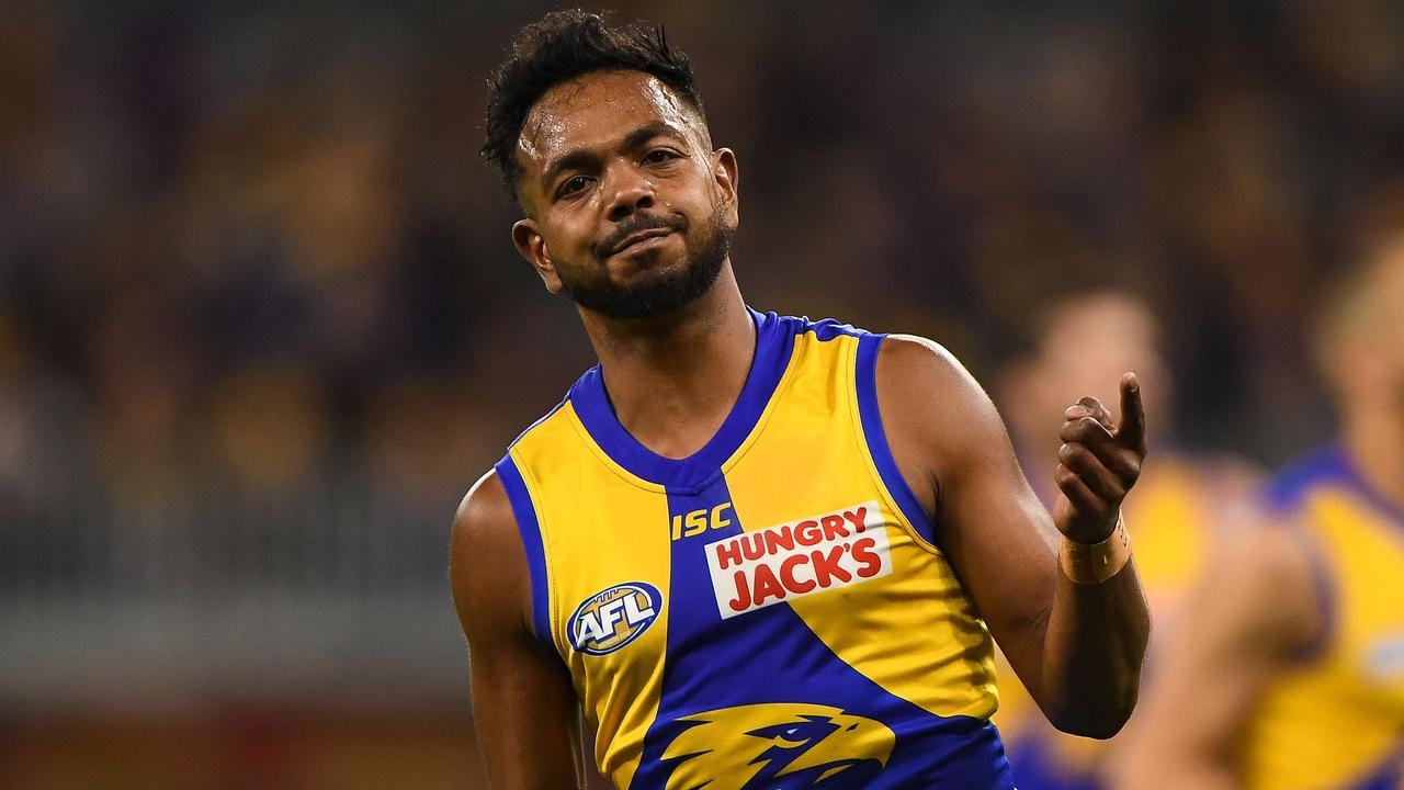 Willie Rioli has been stood down.