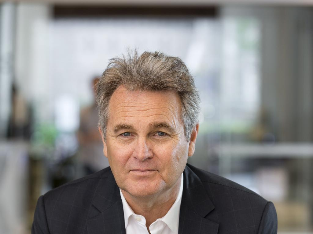 Leading Australian social commentator, Bernard Salt.