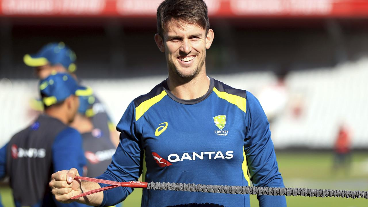 Mitchell Marsh gets another shot at teh big time.