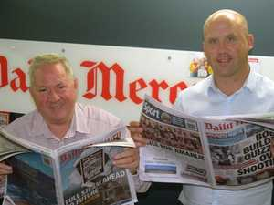 Readers have their say on new-look Daily Mercury