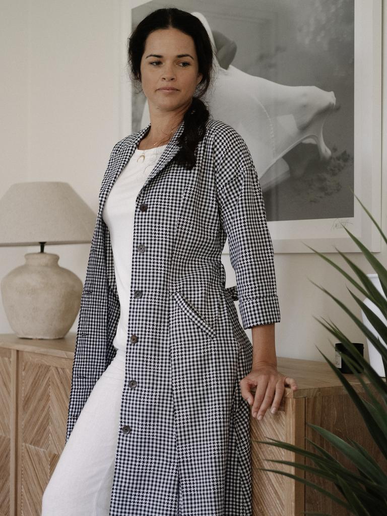 Noosa fashion label The Travelling Kimono's latest collection.