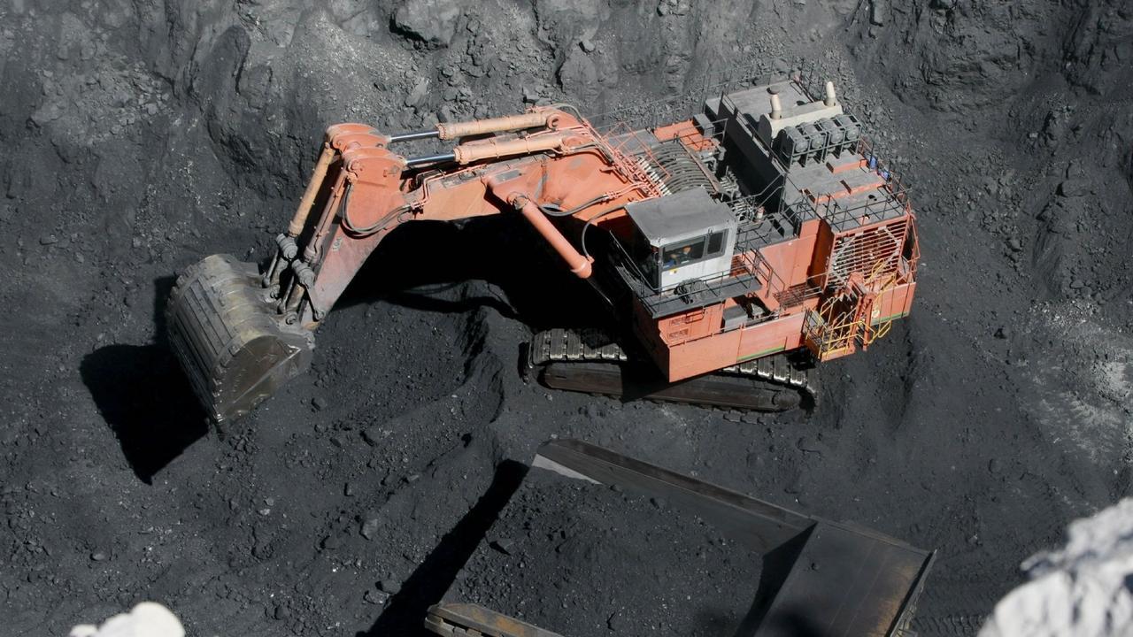 Coppabella Mine southwest of Mackay. Photo: Macarthur Coal Ltd