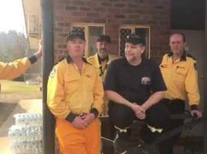 RFS Sutherland Strike Team here to help