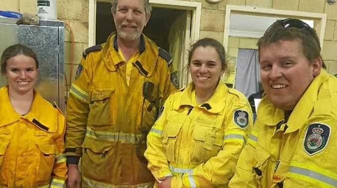 Get ready weekend to talk to our fireys