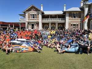 Marvel-ous Maryborough High assemble their super heroes
