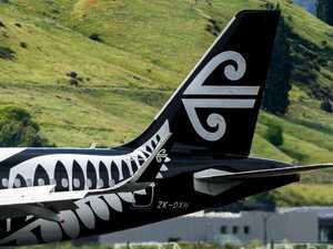 Passenger dies on board NZ flight