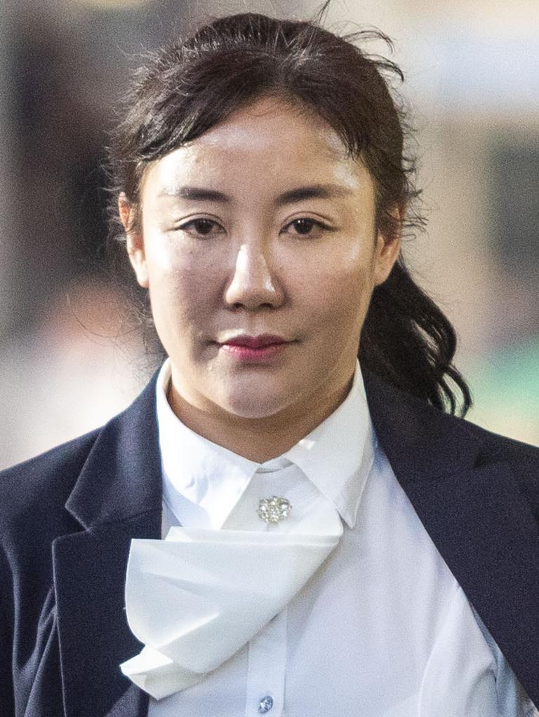 Yutian Li. Picture: AAP/Glenn Hunt