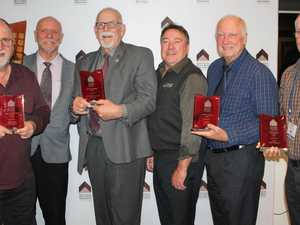 Men's Shed awards puts Coast town on the map