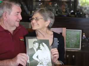 Couple celebrates 60 years of marriage