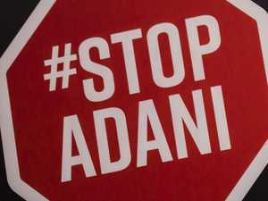 Anti-Adani protesters block Bruce Highway
