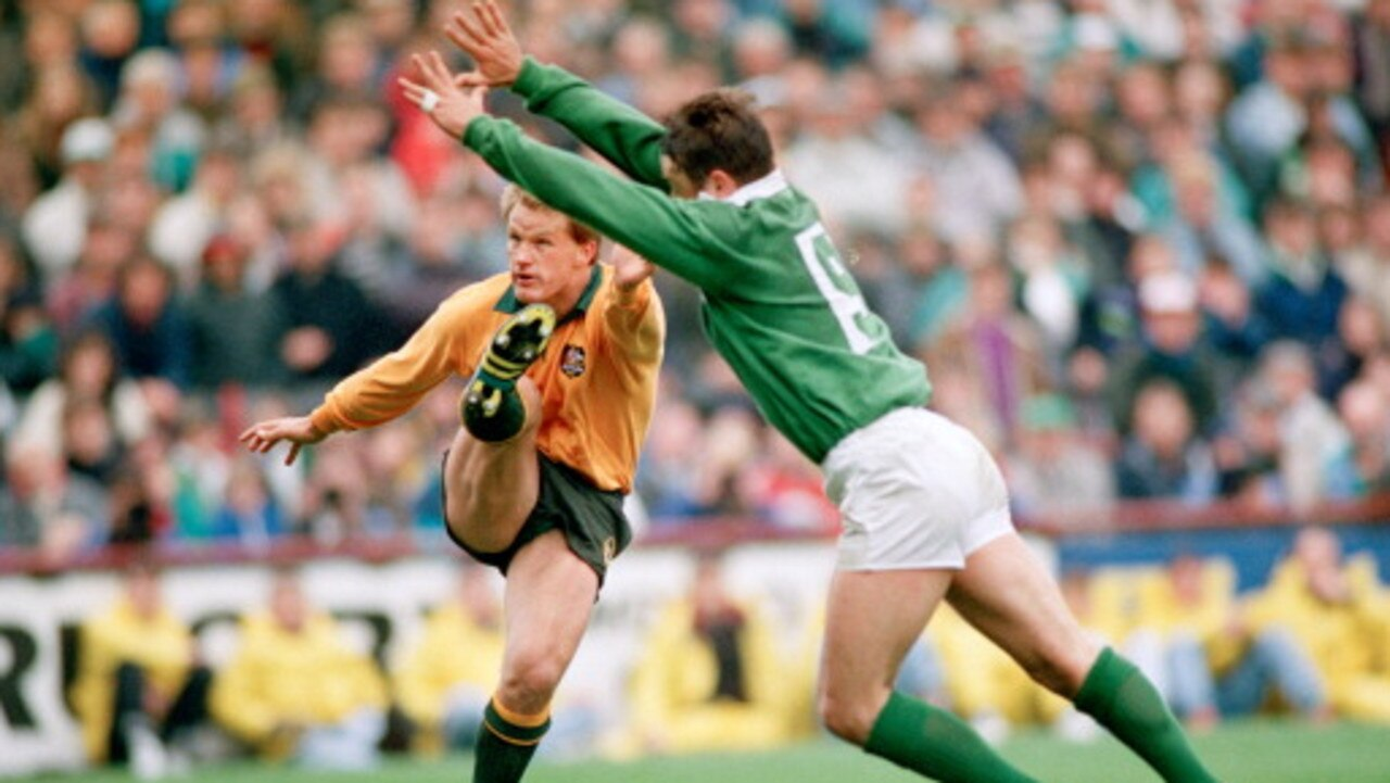 Michael Lynagh was the decisive factor in the win over Ireland in 1991.