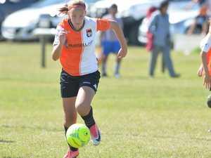GIRLS ONLY: New football program to push for progress