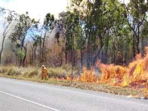 Fire ban extended as QFES pleads for residents to be aware