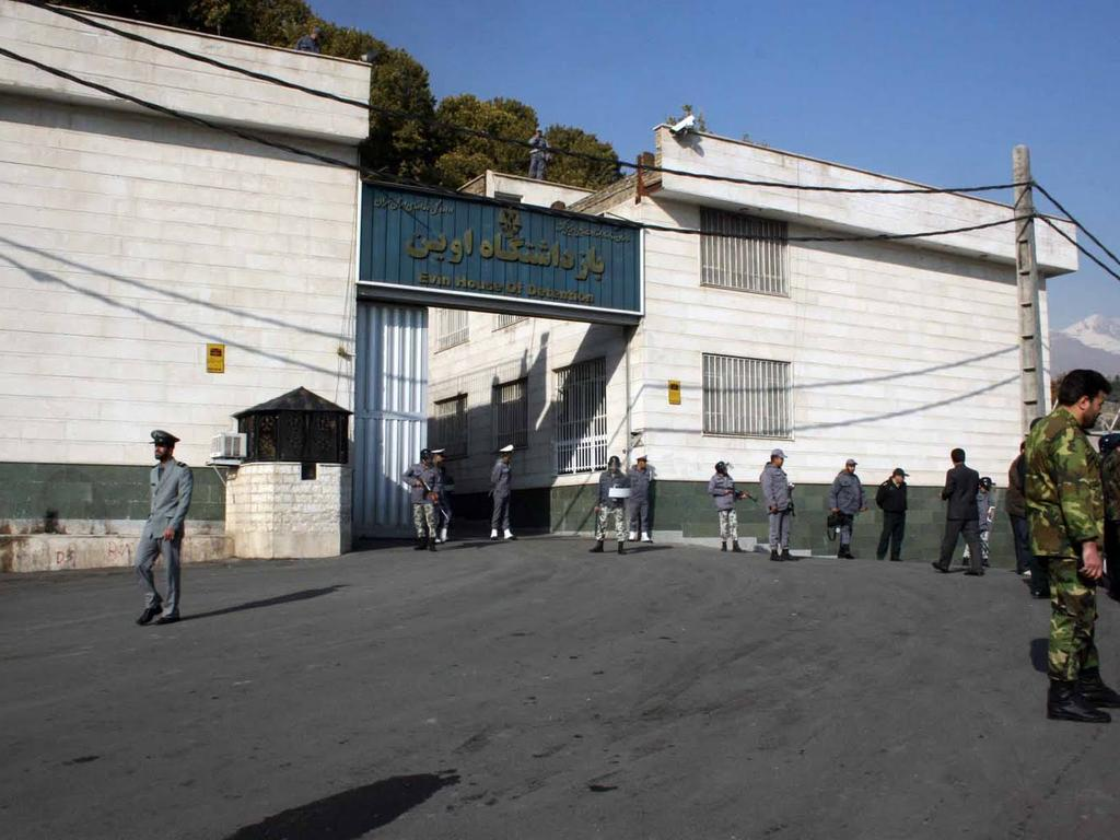 Evin prison is known for being the primary site for the housing of Iran's political prisoners since 1972.