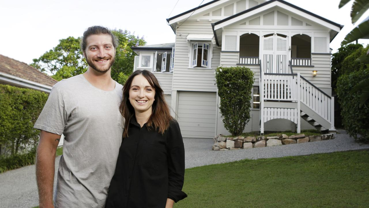 Young Aussie Home Owners