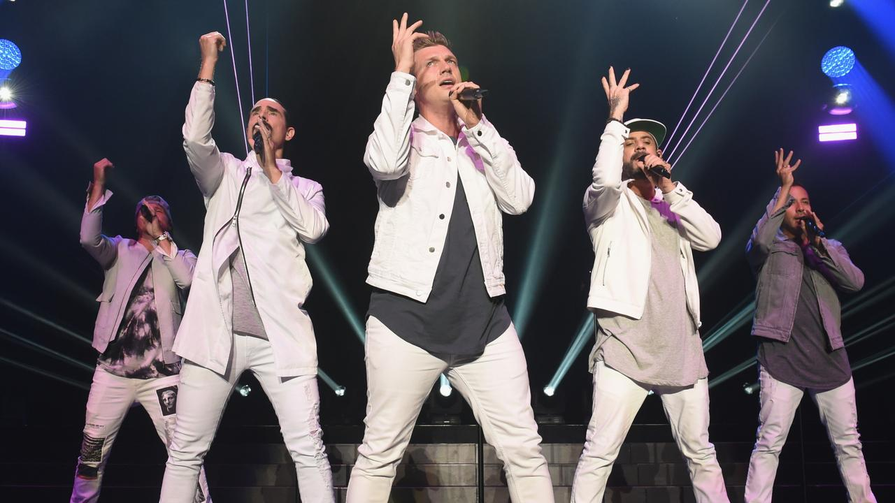 Get your moves together because the best dancing boy band is heading our way. Picture: Nicholas Hunt/Getty Images.