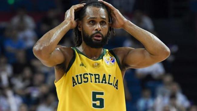 Patty Mills has been shooting the lights out in China