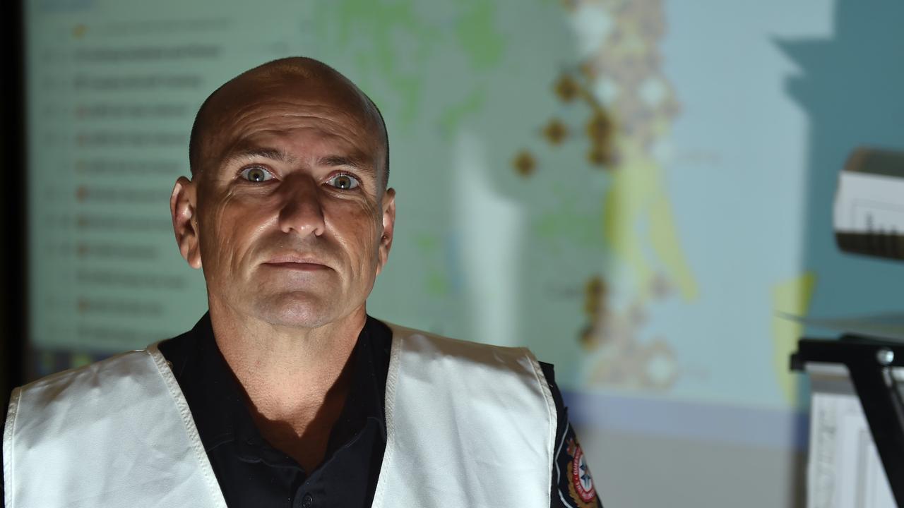 Inspector Bernie Massingham.