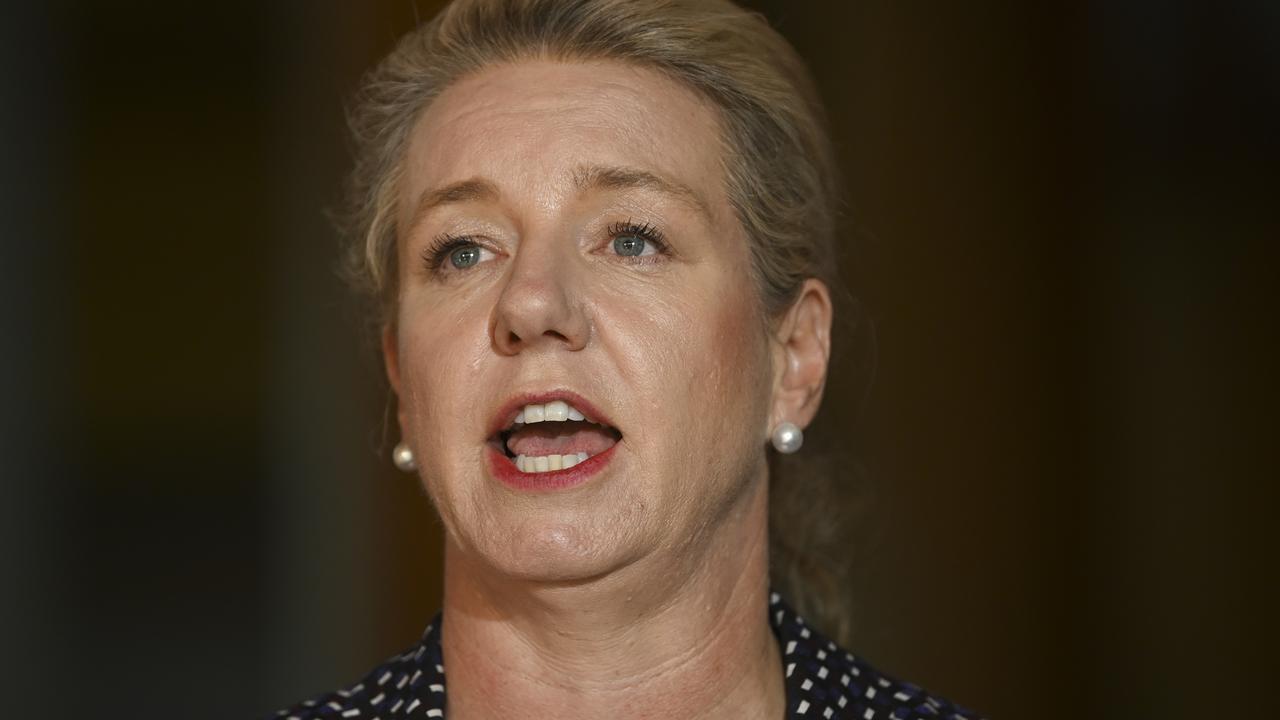 Australian Agriculture Minister Bridget McKenzie. Picture: AAP/Lukas Coch