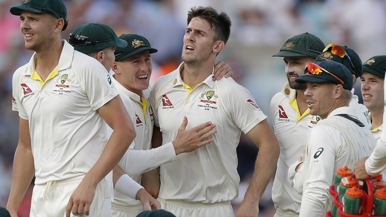 Marsh is much more popular in the Australian dressing room than he is with some supporters.
