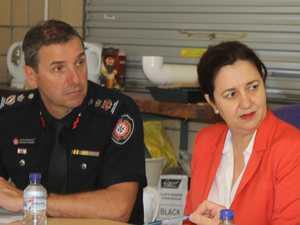 Palaszczuk tours Gold Coast as conditions intensify