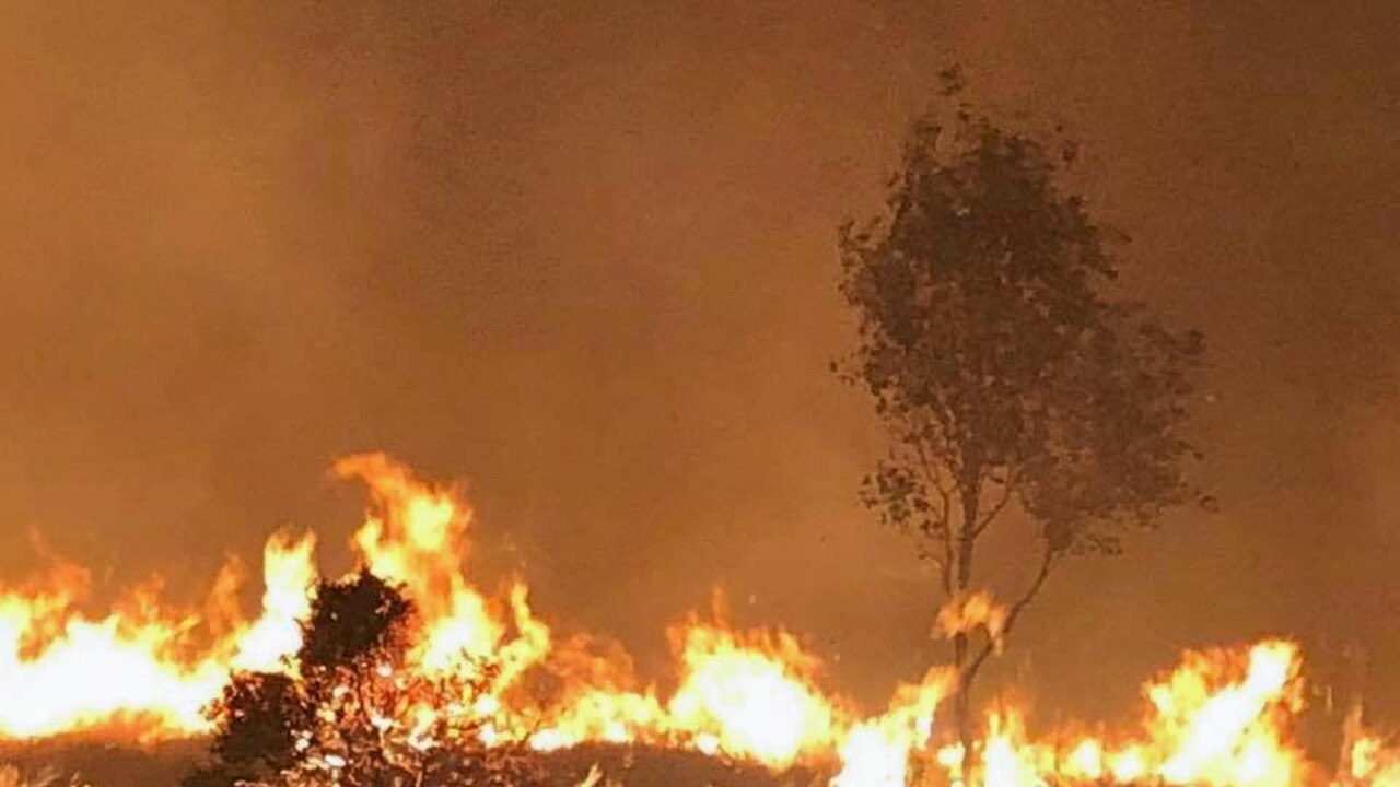Bans and fire risks warnings have been extended.