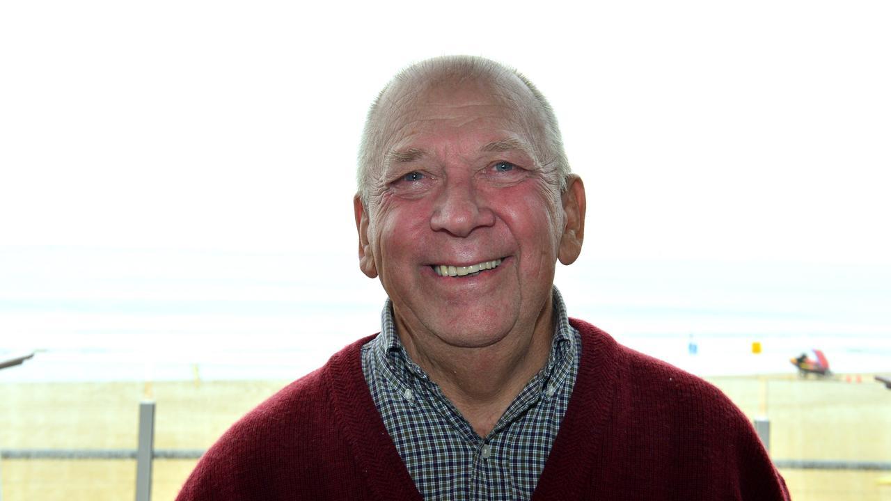 Mooloolaba Chamber of Commerce president Graeme Juniper.
