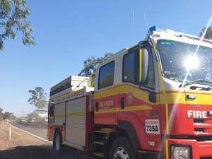 UPDATE: Blazes begin at Horse Camp, Berajondo