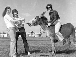 Carnival entrants 1972